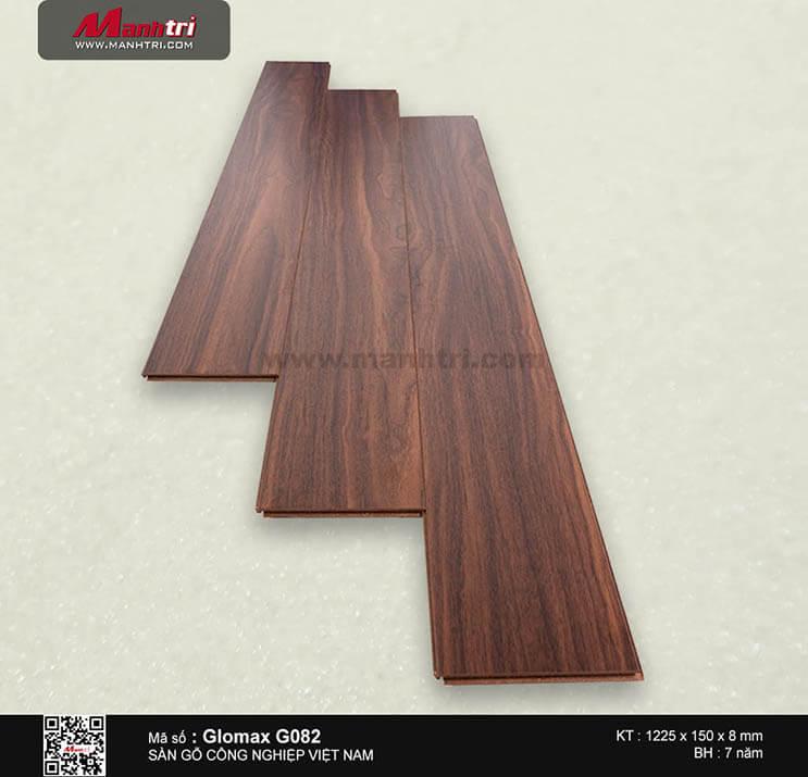 Sàn gỗ công nghiệp Glomax G082