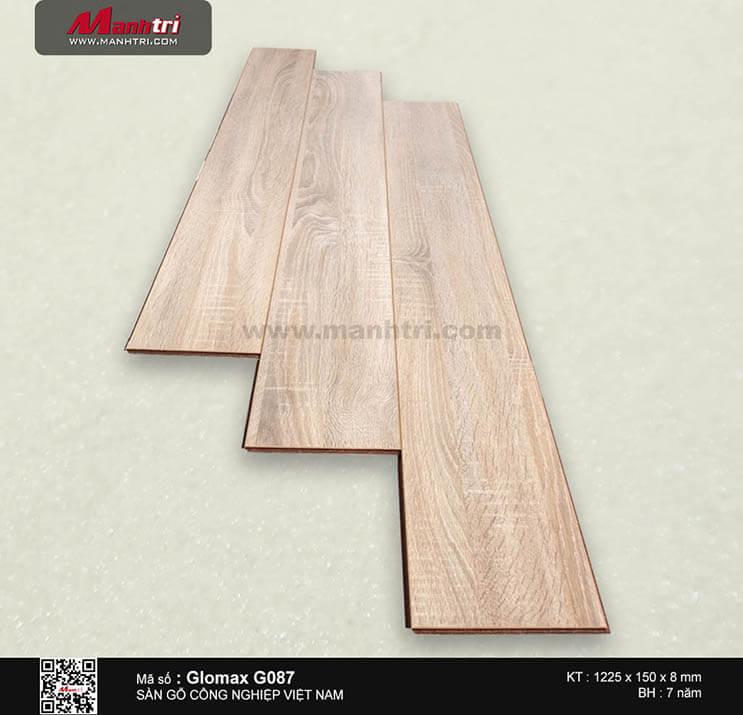 Sàn gỗ công nghiệp Glomax G087