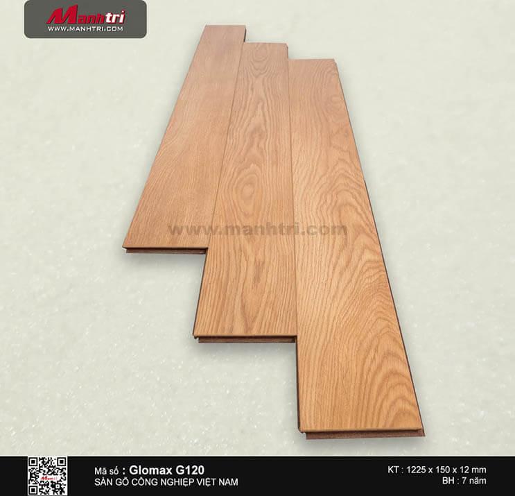 Sàn gỗ công nghiệp Glomax G120