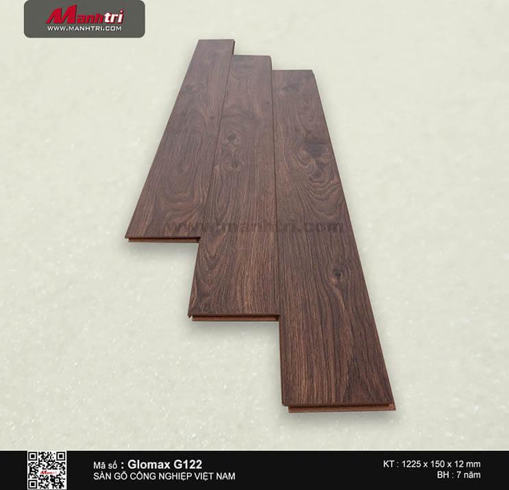 Sàn gỗ công nghiệp Glomax G122