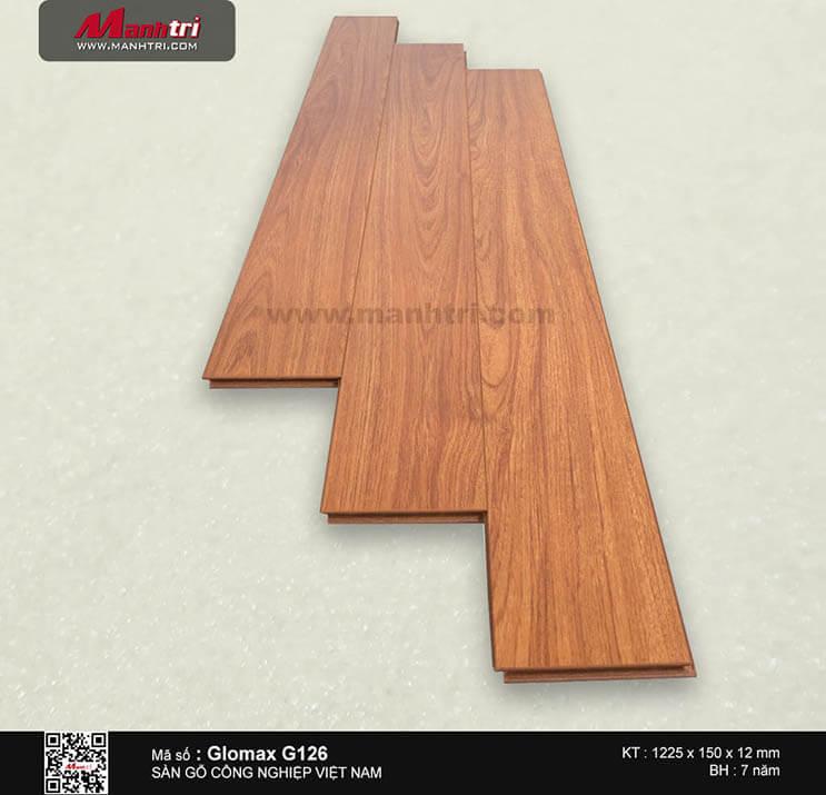 Sàn gỗ công nghiệp Glomax G126