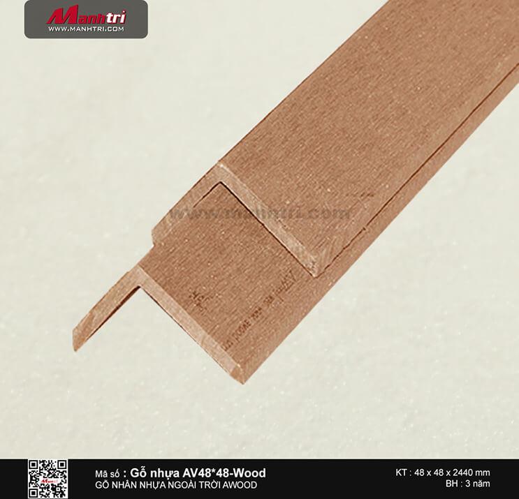AV48x48-Wood