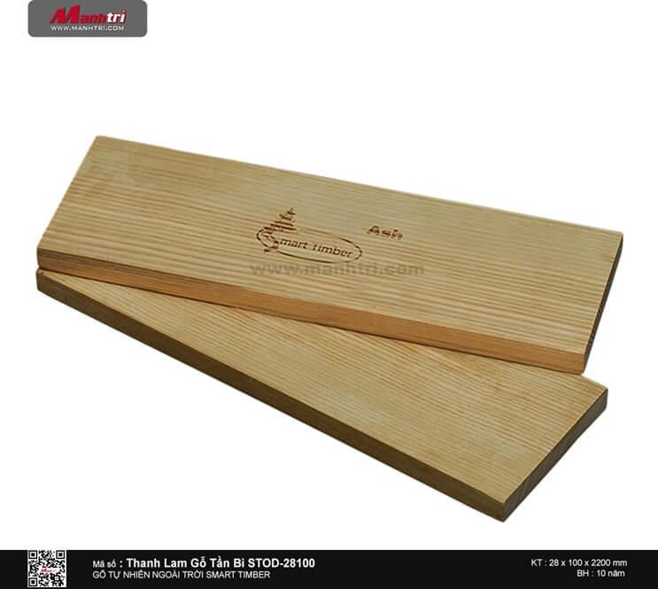 Thanh lam gỗ tần bì STOD-28100