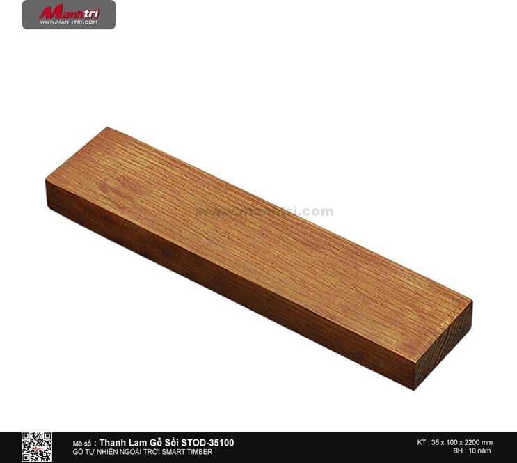 Thanh lam gỗ sồi STOD-35100