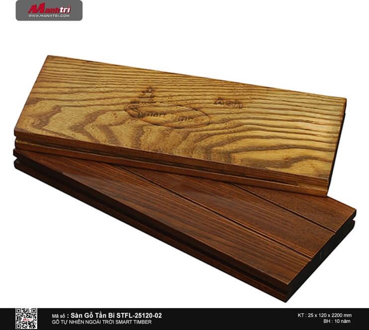 Sàn gỗ tần bì STFL-25120-02