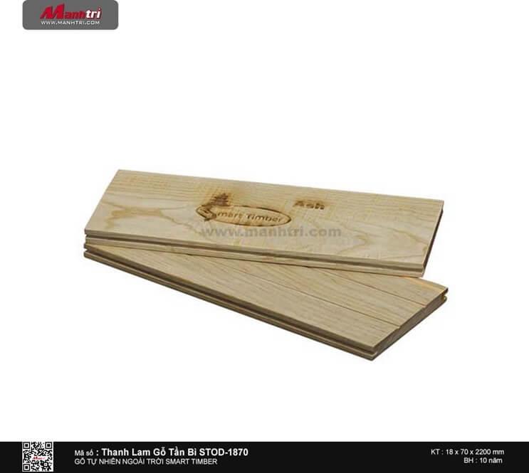 Thanh lam gỗ tần bì STOD-1870