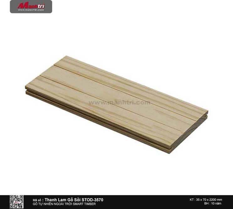 Thanh lam gỗ sồi STOD-3570