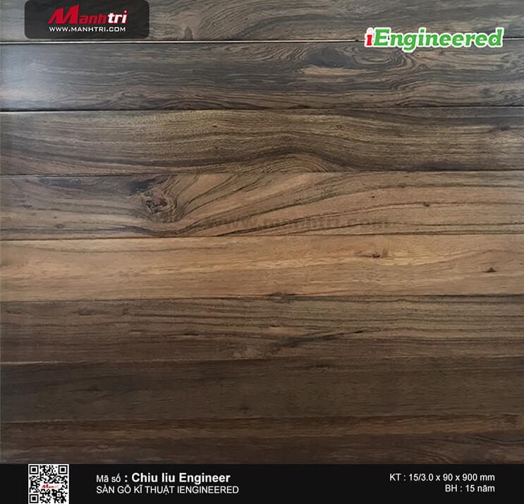 Sàn gỗ kỹ thuật Chiu Liu Engineer