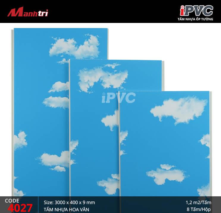 Tấm nhựa iPVC họa tiết 4027