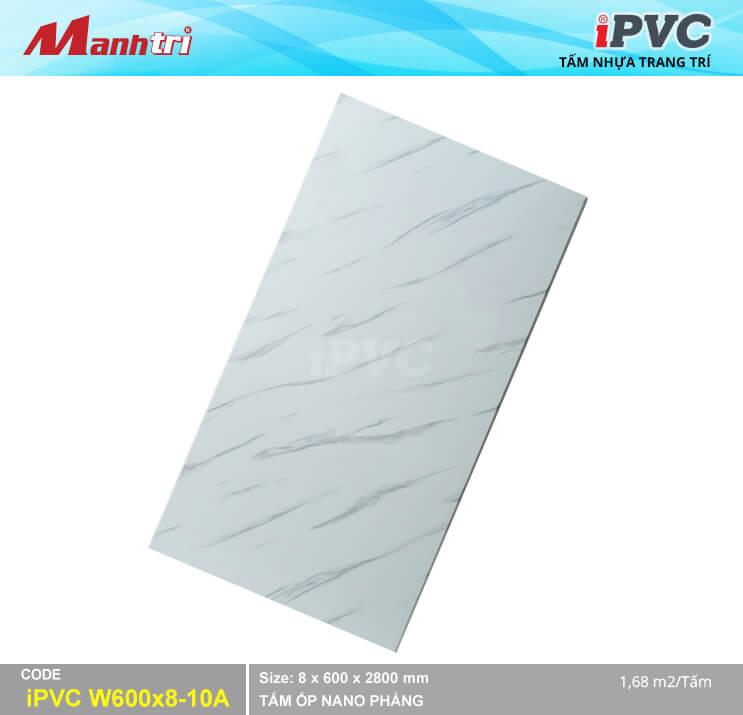 Tấm Nhựa iPVC Vân Đá W600x8-10A