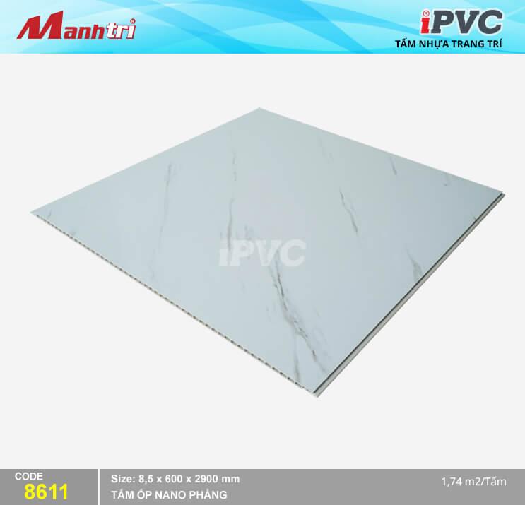 Tấm Nhựa iPVC Vân Đá 8611