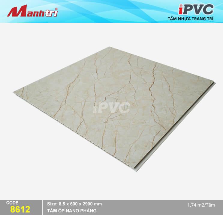 Tấm Nhựa iPVC Vân Đá 8612