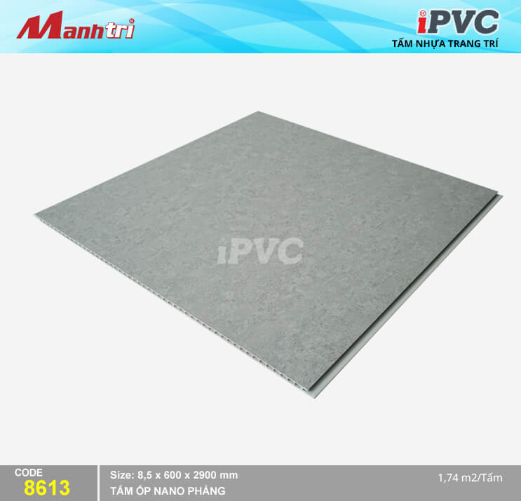 Tấm Nhựa iPVC Vân Thảm 8613