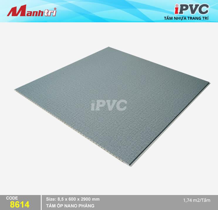 Tấm Nhựa iPVC Vân Thảm 8614