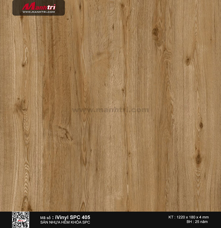 Sàn nhựa iVinyl SPC 405