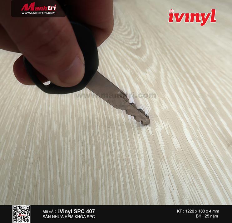 Sàn nhựa iVinyl SPC 407