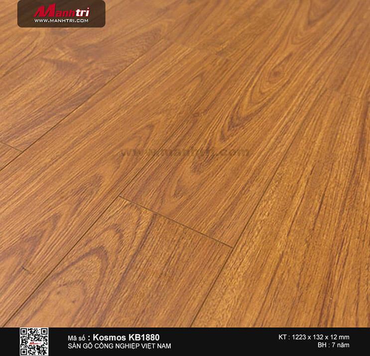 Sàn gỗ công nghiệp Kosmos KB1880