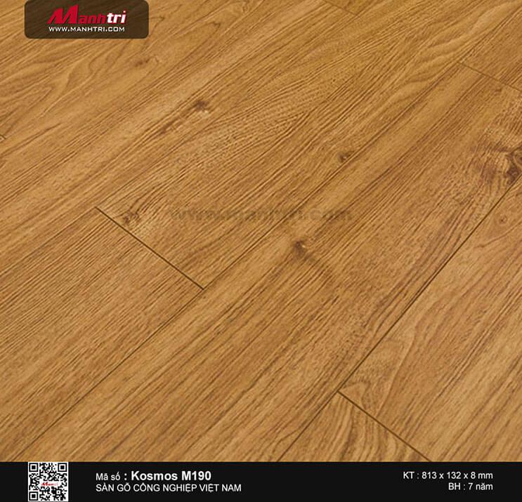 Sàn gỗ công nghiệp Kosmos M190