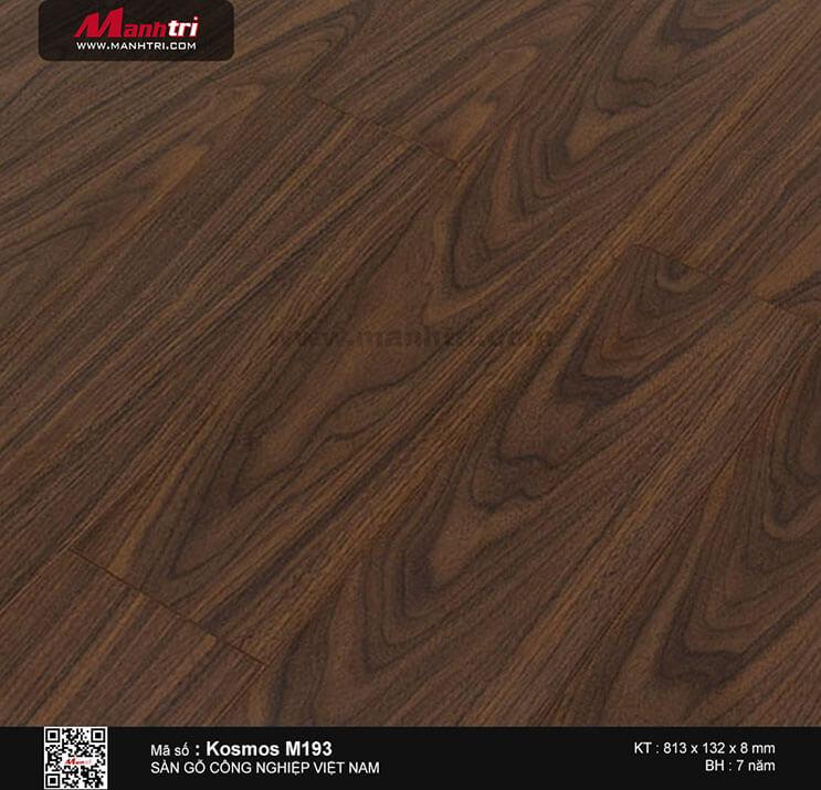 Sàn gỗ công nghiệp Kosmos M193