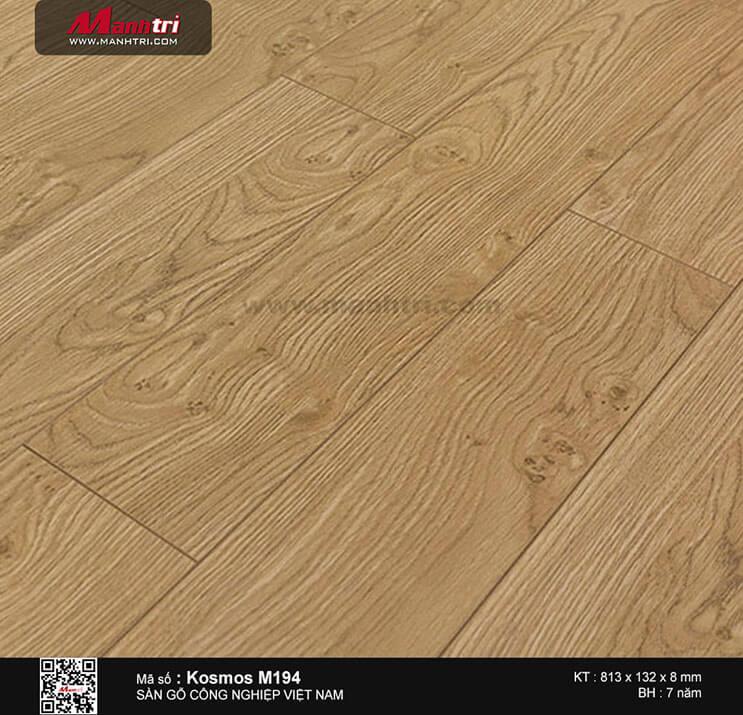 Sàn gỗ công nghiệp Kosmos M194