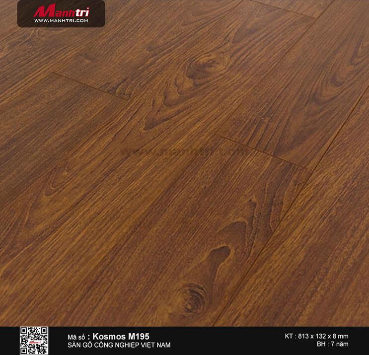Sàn gỗ công nghiệp Kosmos M195