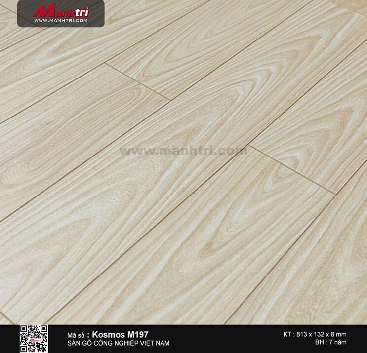 Sàn gỗ công nghiệp Kosmos M197