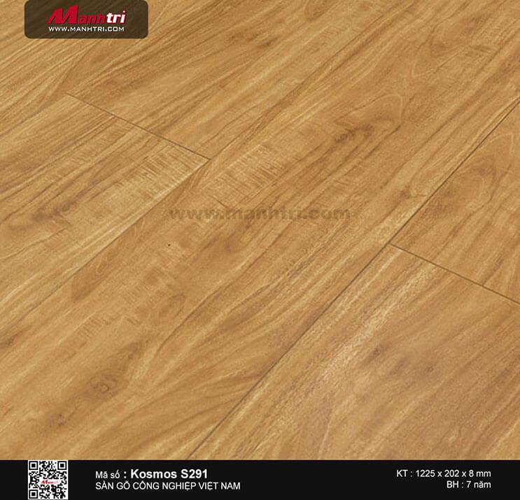 Sàn gỗ công nghiệp Kosmos S291