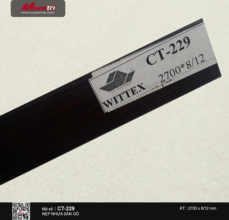 Nẹp cầu thang CT-229
