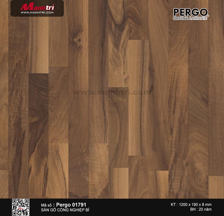 Sàn gỗ Pergo 01791
