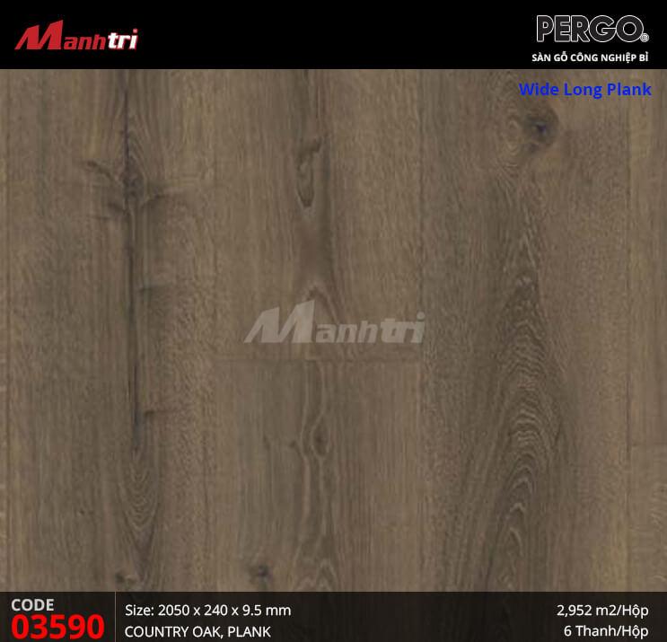Sàn gỗ Pergo Wide Long Plank - 03590