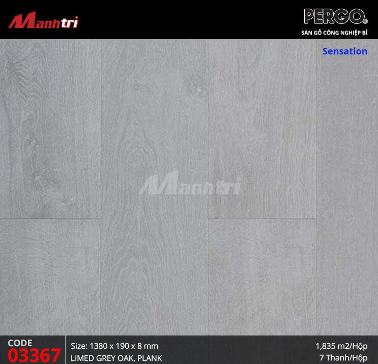 Sàn gỗ Pergo Sensation - 03367