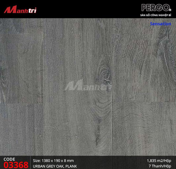Sàn gỗ Pergo Sensation - 03368
