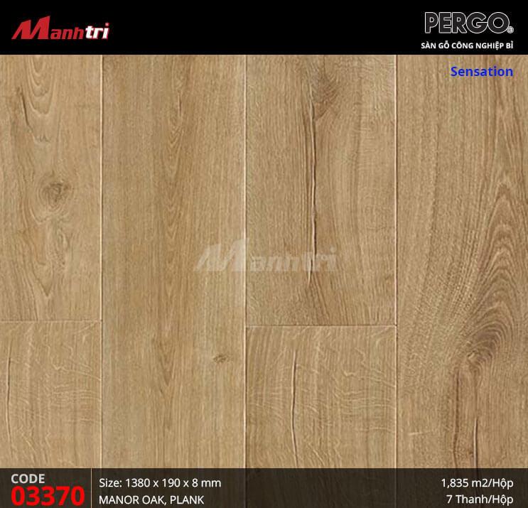 Sàn gỗ Pergo Sensation - 03370