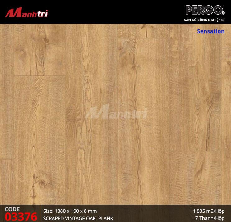 Sàn gỗ Pergo Sensation - 03376