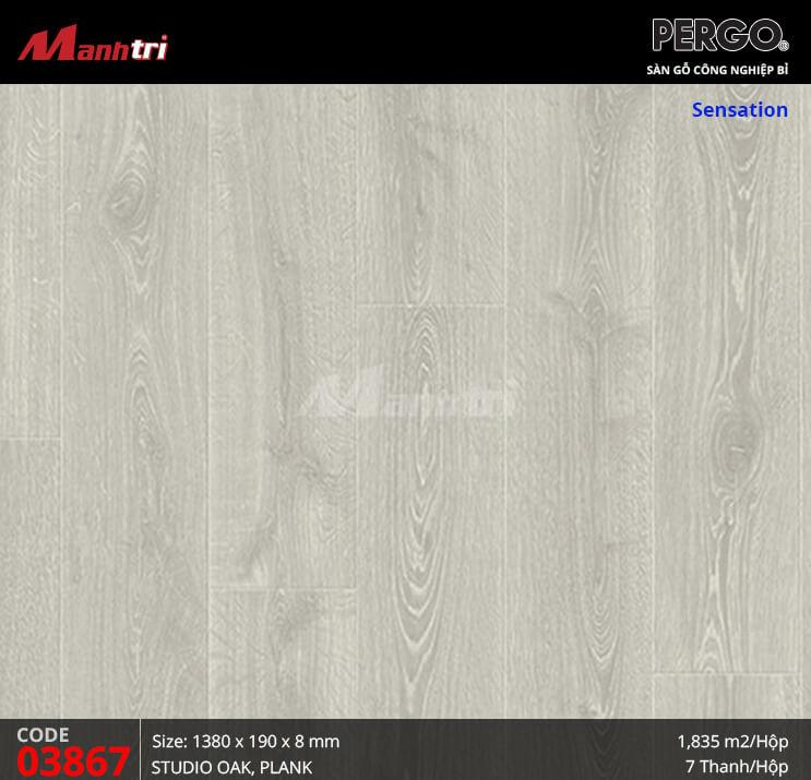 Sàn gỗ Pergo Sensation - 03867