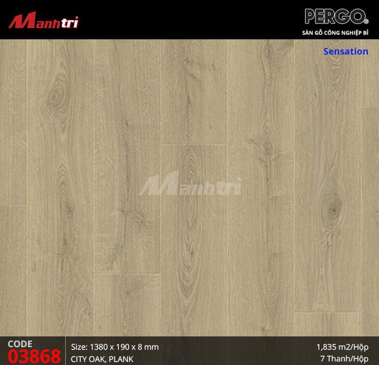 Sàn gỗ Pergo Sensation - 03868