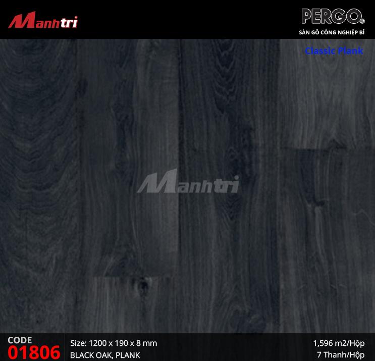 Sàn gỗ Pergo Classic Plank - 01806