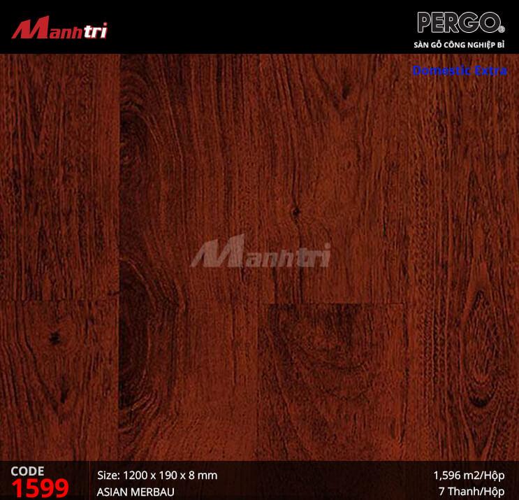 Sàn gỗ Pergo Domestic Extra - 1599