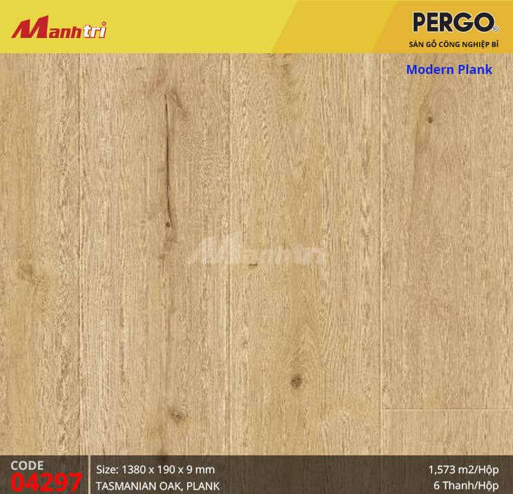 Sàn gỗ Pergo Modern Plank 04297