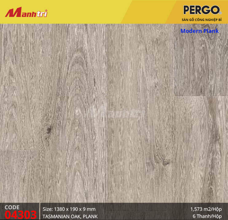 Sàn gỗ Pergo Modern Plank 04303