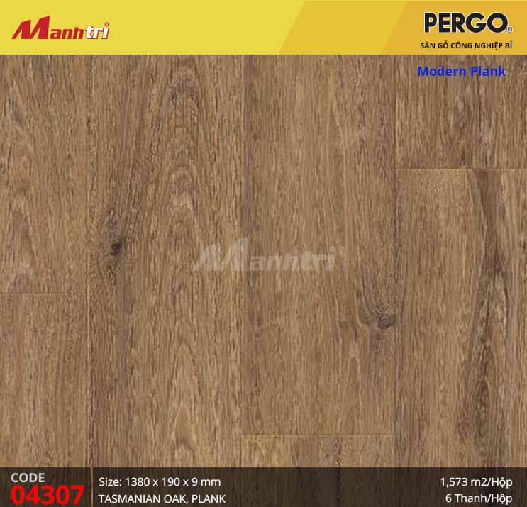 Sàn gỗ Pergo Modern Plank 04307