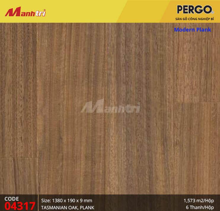 Sàn gỗ Pergo Modern Plank 04317