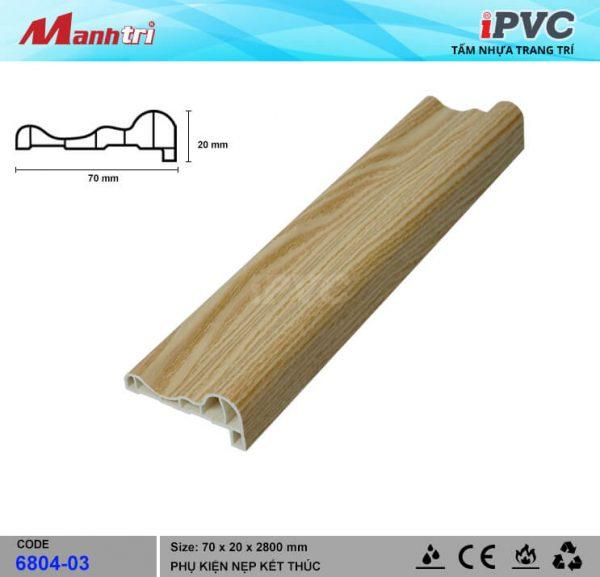 Nẹp Kết Thúc IPVC 6804-03