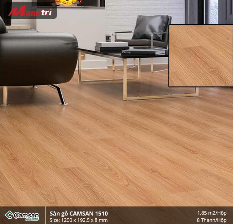 Sàn gỗ Camsan 1510