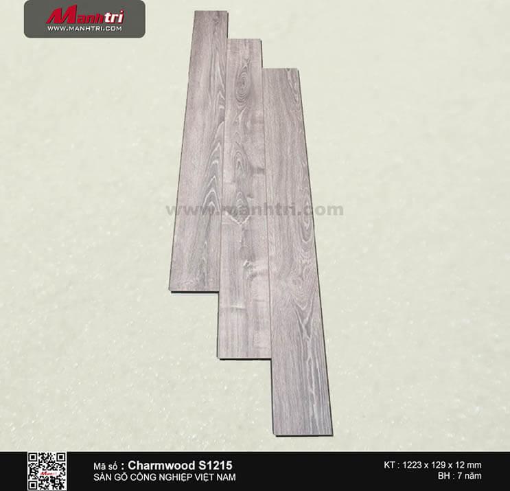 Sàn gỗ công nghiệp Charm Wood S1215