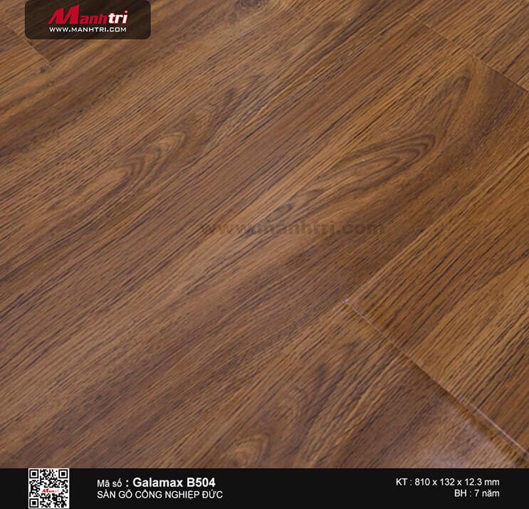 Sàn gỗ công nghiệp Galamax B504