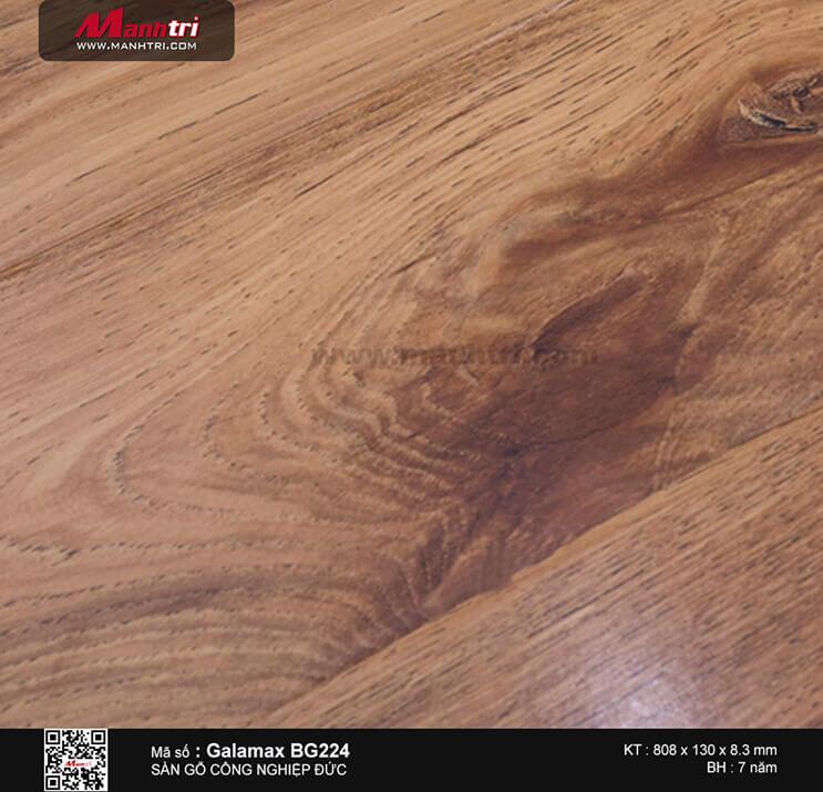 Sàn gỗ công nghiệp Galamax BG224