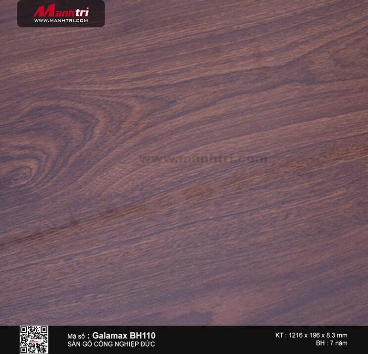 Sàn gỗ công nghiệp Galamax BH110