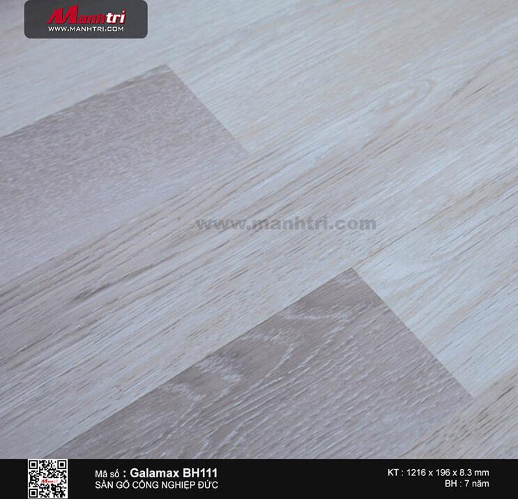 Sàn gỗ công nghiệp Galamax BH111