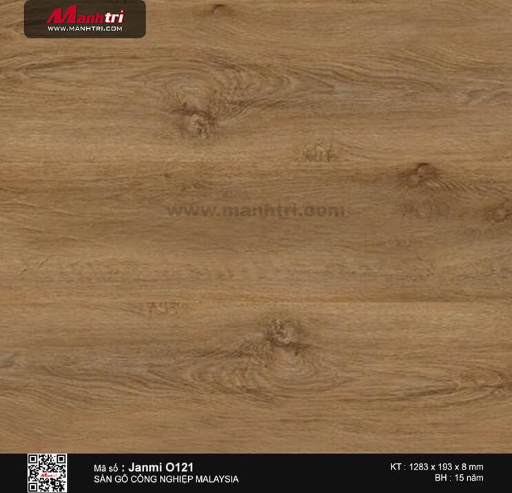 Sàn gỗ Janmi O121